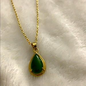 3 for $25/ Jade necklace from Vancouver store